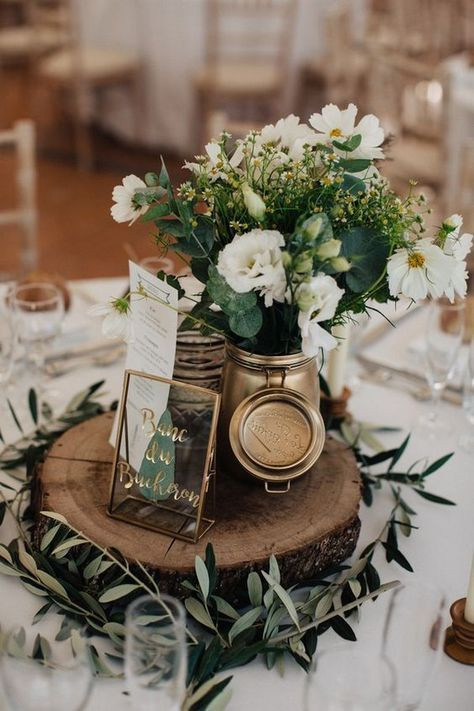 Best Floral Wedding Centerpieces Ever!