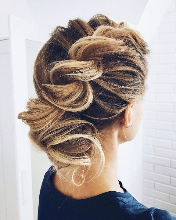 Breath-taking Braided Wedding Hairstyles to Shine