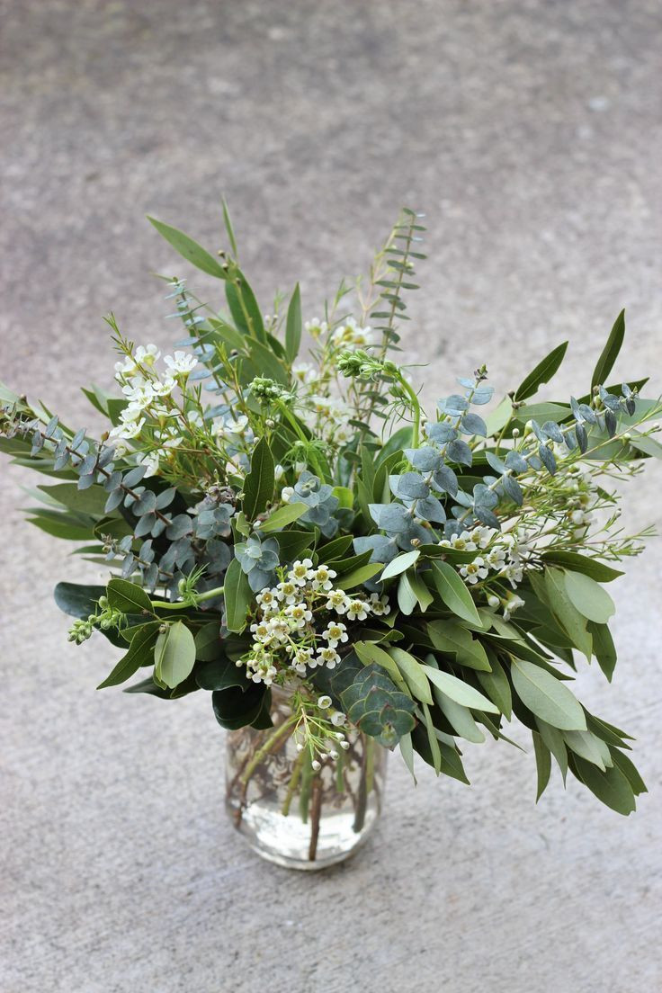 Greenery Wedding Centerpieces To Inspire