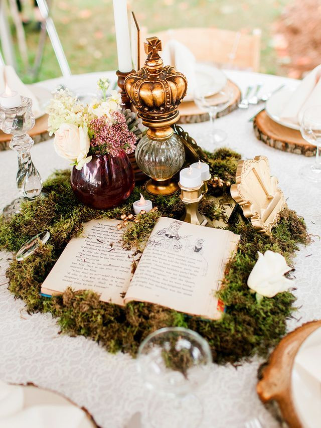 Prettiest Whimsical Wedding Decoration Ideas Ever