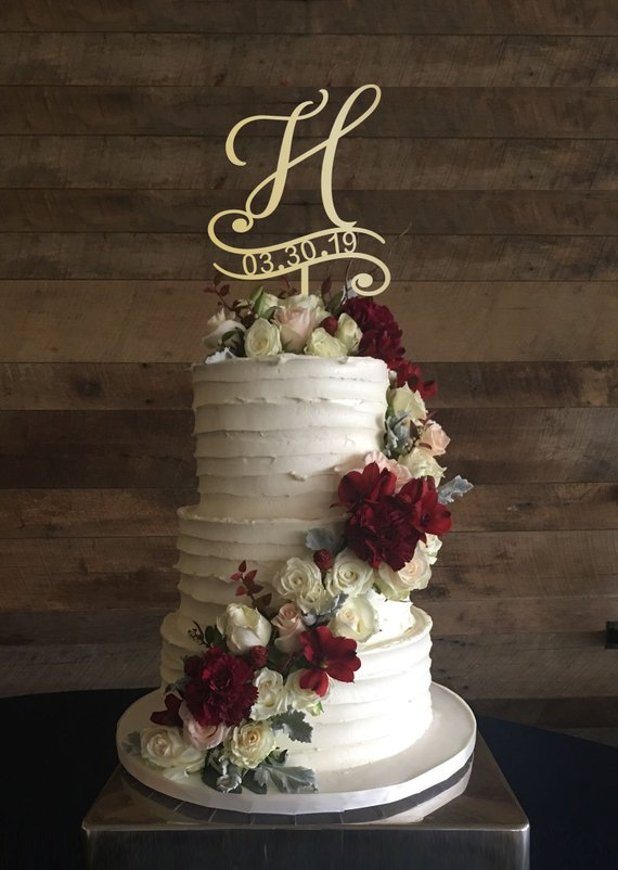 Rustic Wedding Cake Ideas to Wow Your Guests